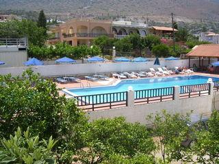 Hotel Dimitra Chersonissos Pool