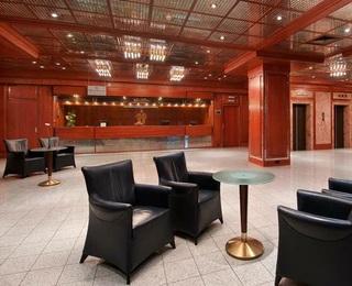 Hotel AC Hotel by Marriott Innsbruck Lounge/Empfang