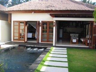 Hotel Bali Baliku Private Pool Villas Außenaufnahme