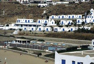 Hotel Mykonos Beach Außenaufnahme