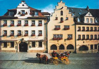 Hotel Eisenhut Außenaufnahme