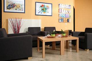 Hotel ACHAT Comfort Hotel Stuttgart Lounge/Empfang