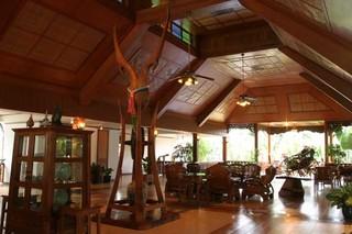 Hotel Banana Fan Sea Resort Lounge/Empfang