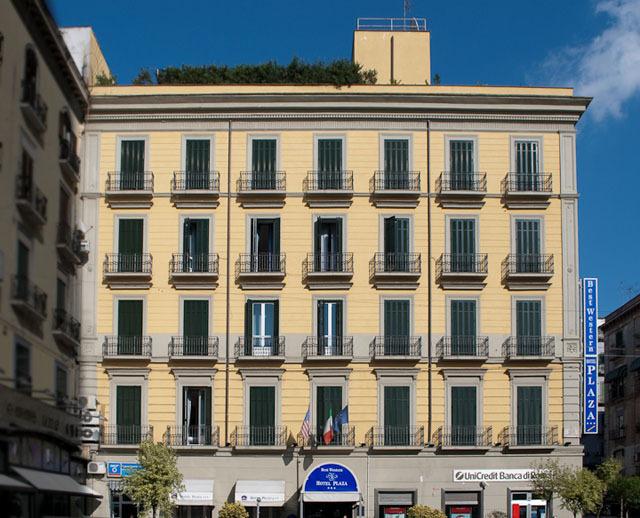 Best Western Plaza Neapel