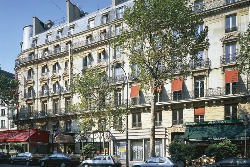 Hotel The Originals Paris Paix Republique