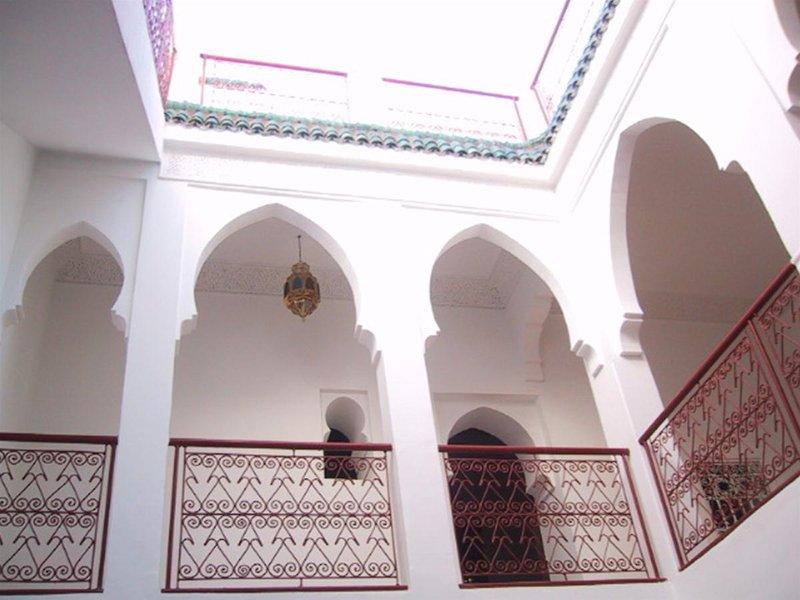 Riad Ifoulki in Marrakesch, Marokko