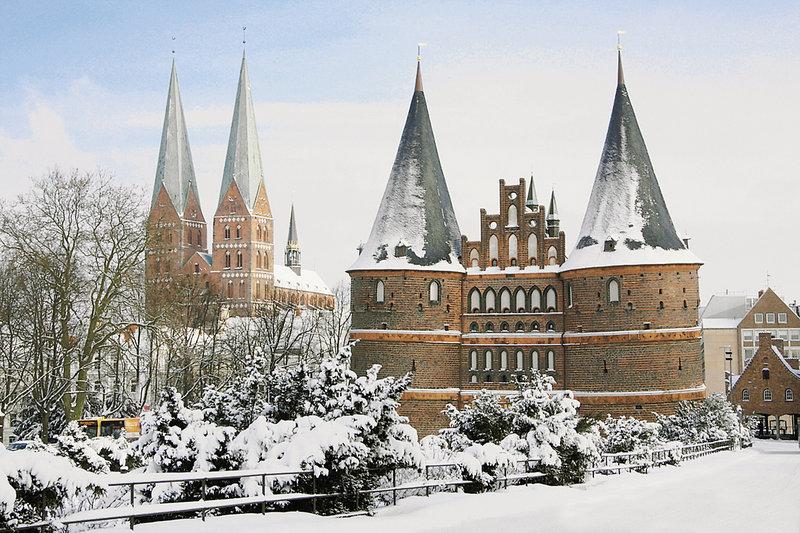 Lübeck Deal zwischen den Jahren Hotel TRYP Aquamarin