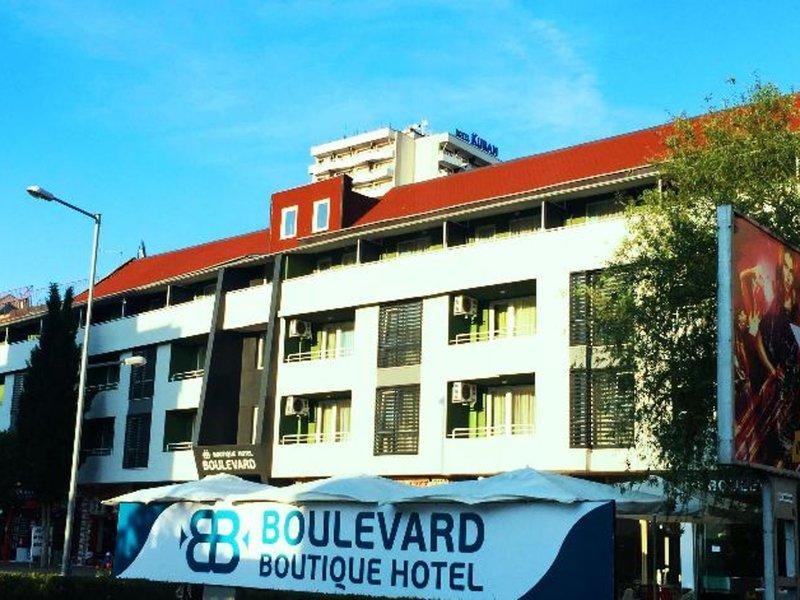 Boulevard Boutique Hotel - 3 Popup navigation