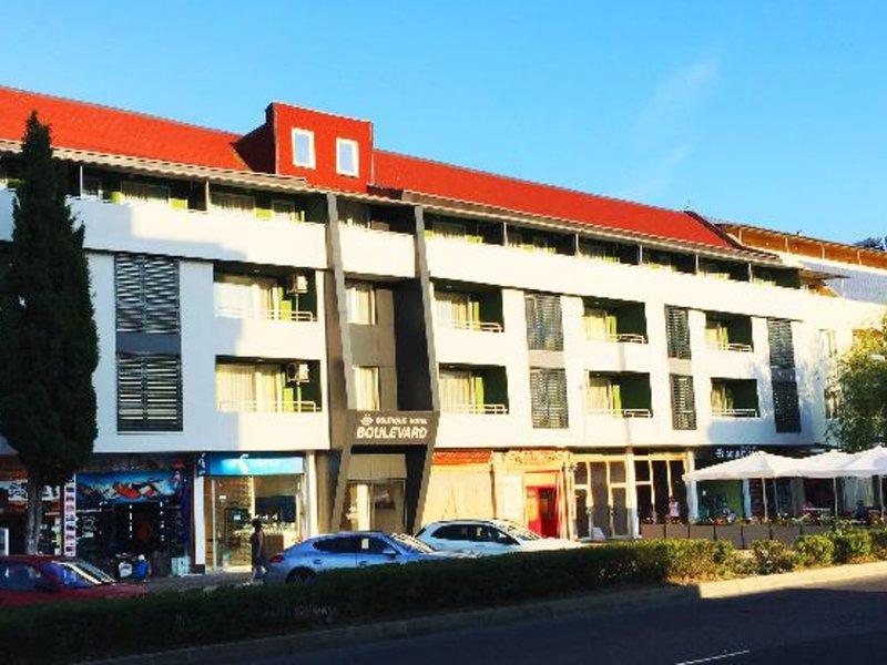 Boulevard Boutique Hotel - 2 Popup navigation