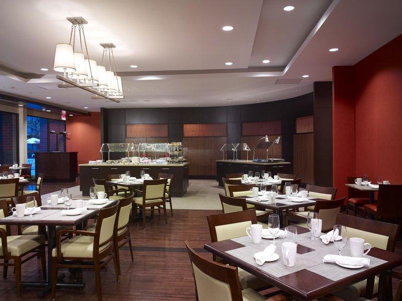 Sheraton Vancouver Airport Hotel Restaurant