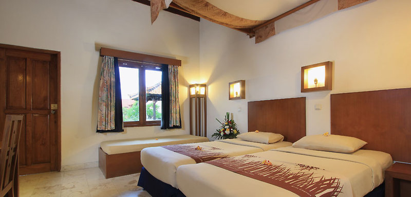 Kuta Lagoon Resort and Pool Villas Wohnbeispiel