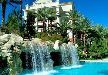 JW Marriott Las Vegas Resort & Spa Pool