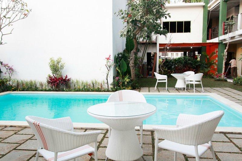 Spazzio Bali Hotel Pool