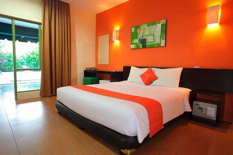 Spazzio Bali Hotel Wohnbeispiel