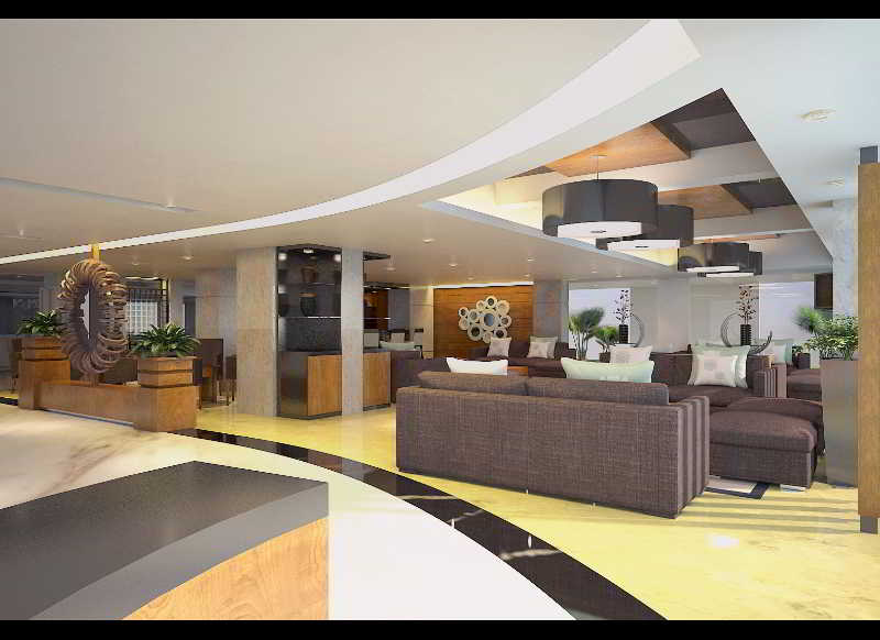 H Sovereign Lounge/Empfang
