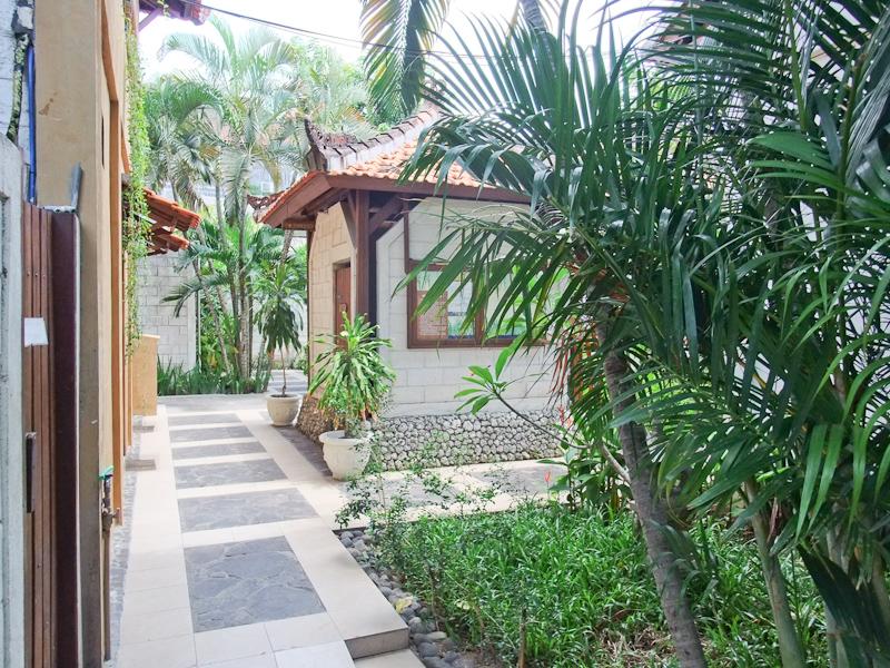 Kuta Lagoon Resort and Pool Villas Außenaufnahme