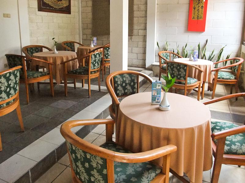 Kuta Lagoon Resort and Pool Villas Restaurant