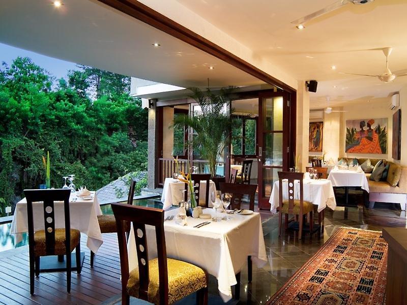 Gending Kedis Jimbaran Bay Bali Luxury Villas Restaurant