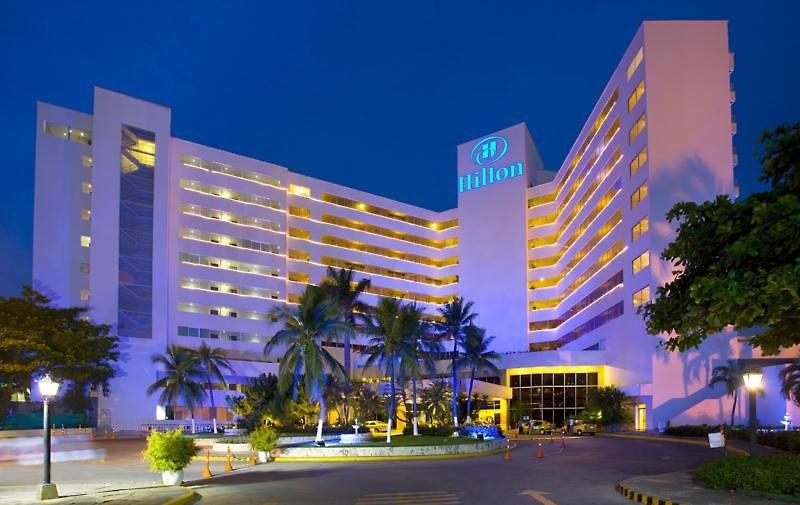 Hilton Cartagena Hotel Außenaufnahme