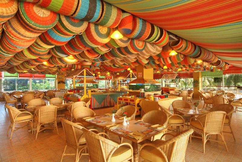 Hilton Cartagena Hotel Restaurant