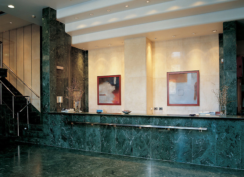 Hotel NH Valencia CenterLounge/Empfang