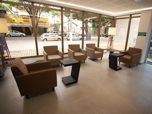Tulip Inn Savassi Lounge/Empfang