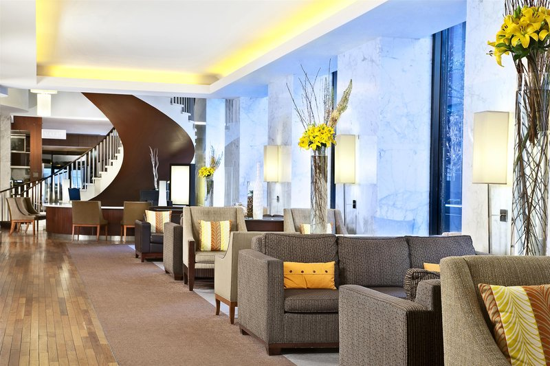 The Westin Michigan Avenue Chicago Lounge/Empfang