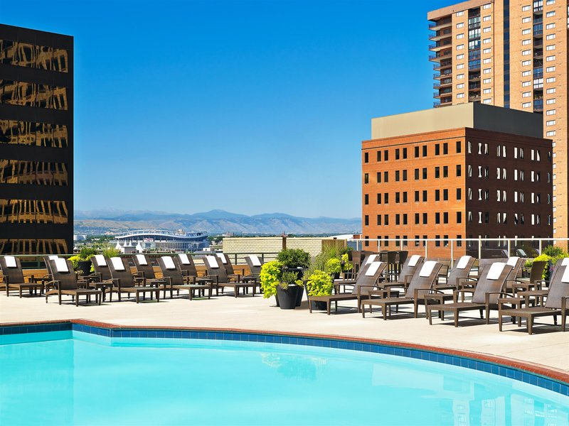 The Westin Denver Downtown Pool