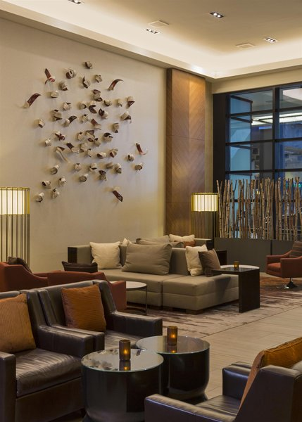 Grand Hyatt Denver Lounge/Empfang