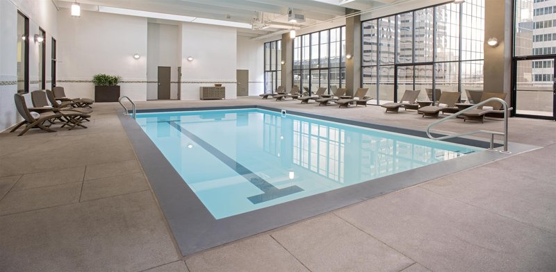 Grand Hyatt Denver Pool
