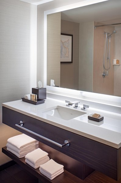 Grand Hyatt Denver Badezimmer