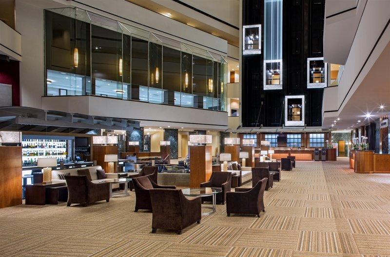 Hyatt Regency Houston Lounge/Empfang
