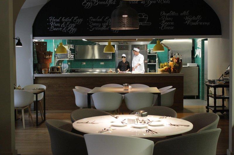 Zenit Budapest Palace Restaurant