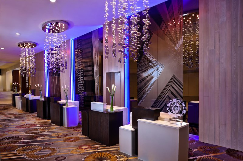 Swissotel Chicago Lounge/Empfang