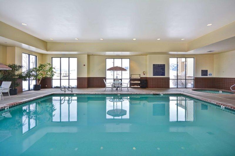 Hampton Inn Bozeman Pool