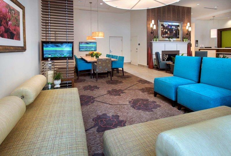 Hilton Garden Inn Chicago/North Loop Lounge/Empfang