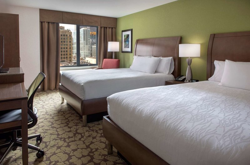 Hilton Garden Inn Chicago/North Loop Wohnbeispiel