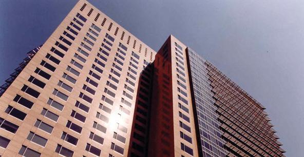 Grand Hyatt Sao Paulo Außenaufnahme
