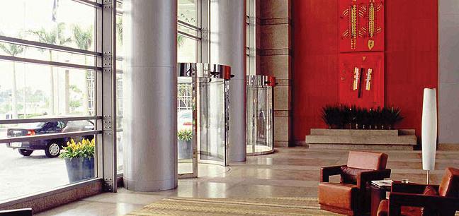 Grand Hyatt Sao Paulo Lounge/Empfang