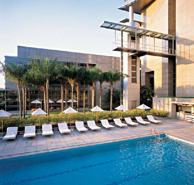 Grand Hyatt Sao Paulo Pool