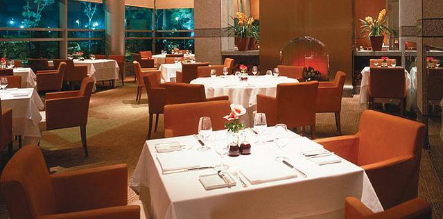 Grand Hyatt Sao Paulo Restaurant