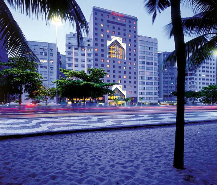 Jw Marriott Rio de Janeiro Außenaufnahme