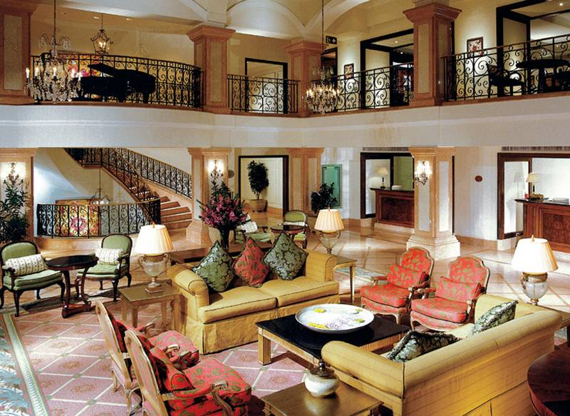 Jw Marriott Rio de Janeiro Lounge/Empfang