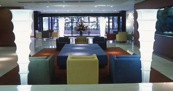 Hotel Belas Artes Sao Paulo - Managed by AccorHotels Lounge/Empfang