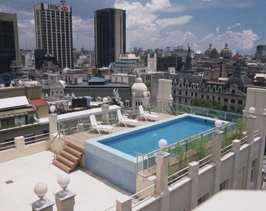 NH Buenos Aires City Pool