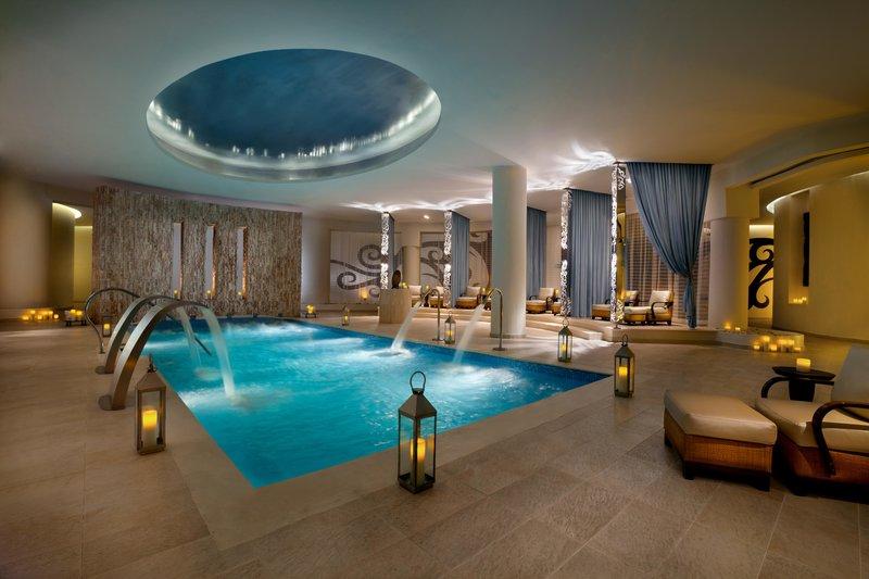 Hard Rock Hotel & Casino Punta CanaHallenbad
