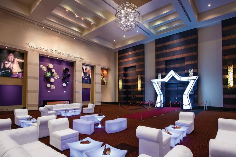 Hard Rock Hotel & Casino Punta CanaLounge/Empfang
