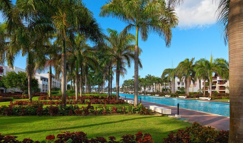 Hard Rock Hotel & Casino Punta CanaGarten