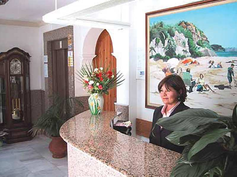 Hotel Jose Cruz Lounge/Empfang