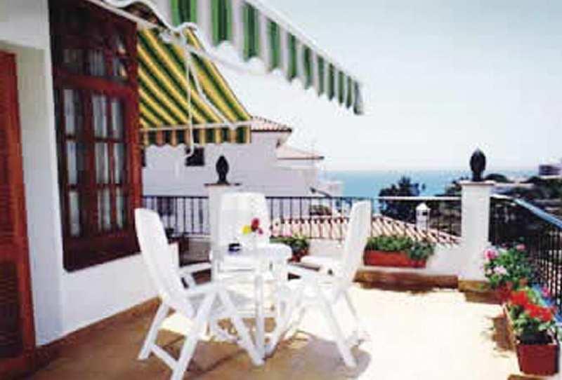 Hotel Jose Cruz Terrasse